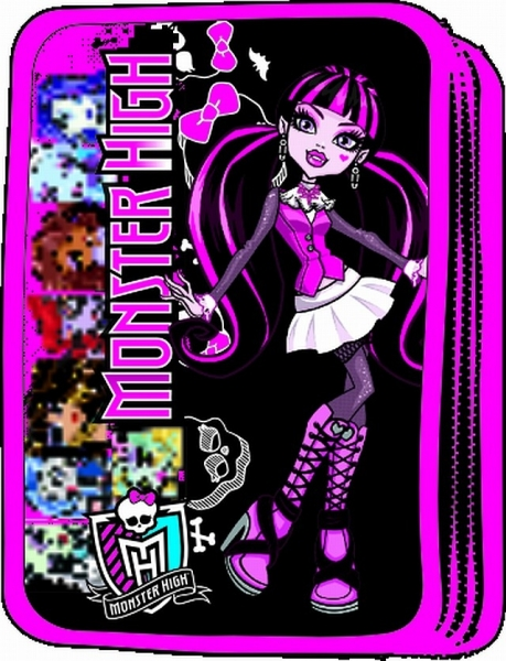 Penar Echipat Monster High Girls