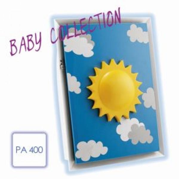 Purificator aer cu ionizare si filtru HEPA  PA400BABY EMED Italia