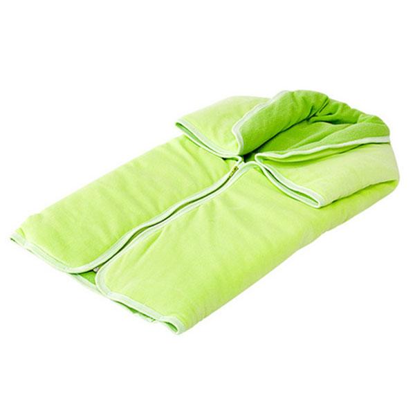 Sac de dormit si patura Chipolino lime 2012