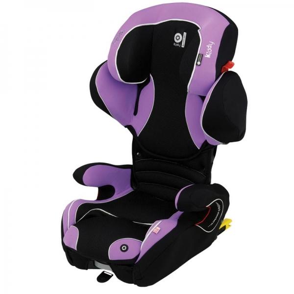 Scaun auto Kiddy CruiserFix Pro Lavender