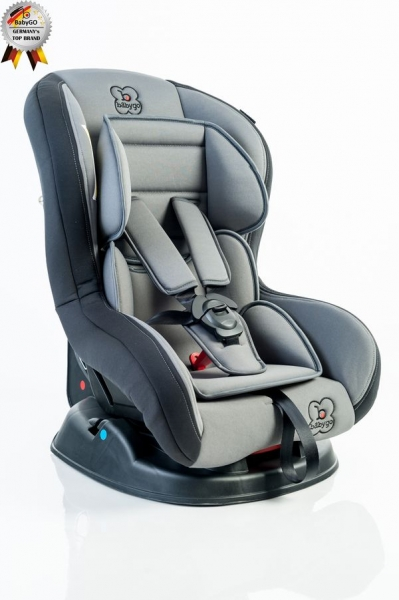 Scaun auto Tojo Grey