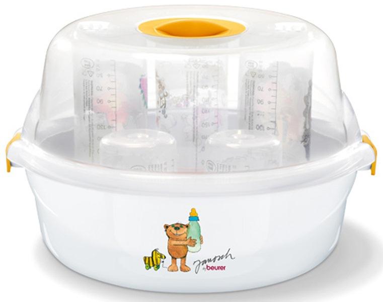 Sterilizator Biberoane Cu Aburi La Microunde BEURER JBY40 din categoria Alimentatie de la BEURER