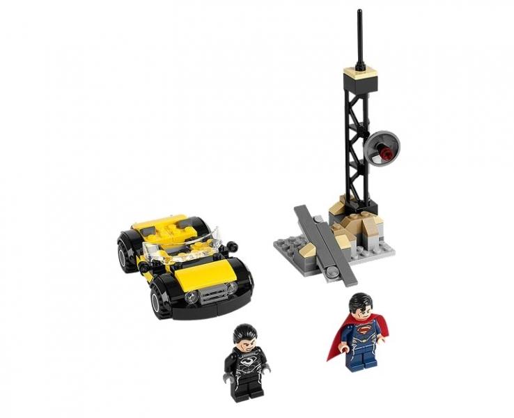 Superman Metropolis Showdown (76002)