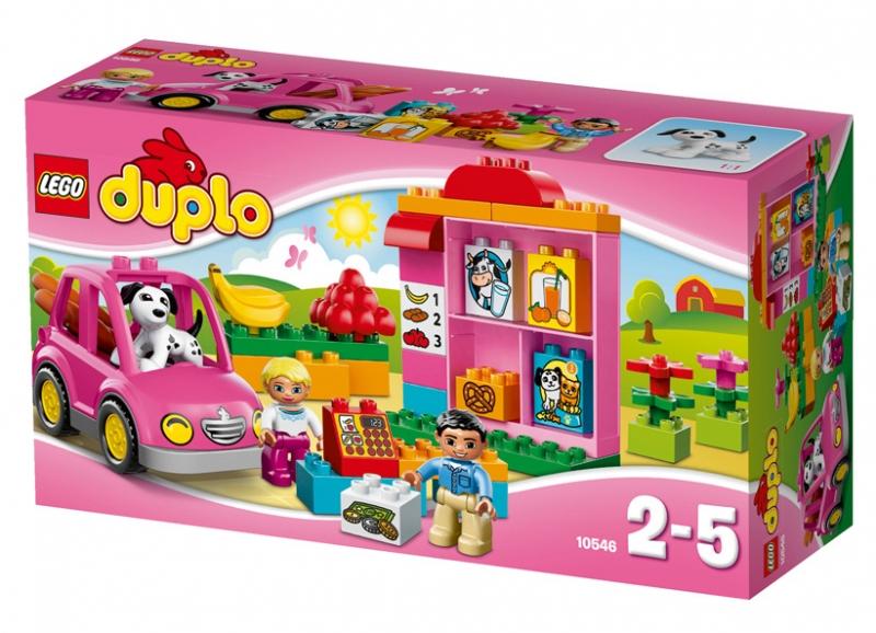 Supermarket LEGO DUPLO (10546)