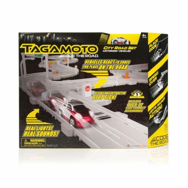 Tagamoto City Road Set
