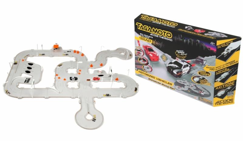Tagamoto Enforcer Road Set
