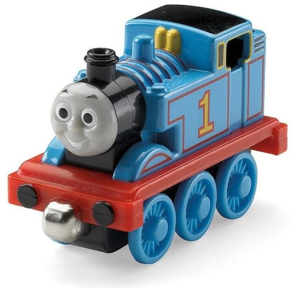 Locomotiva mica Thomas - Fisher Price