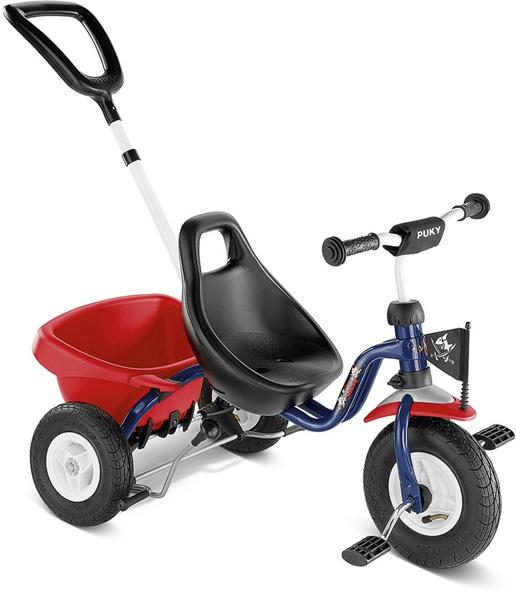 Tricicleta Puky Cat 1L Captain Sharky