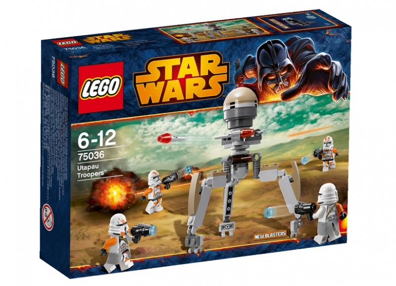 Utapau Troopers (75036)