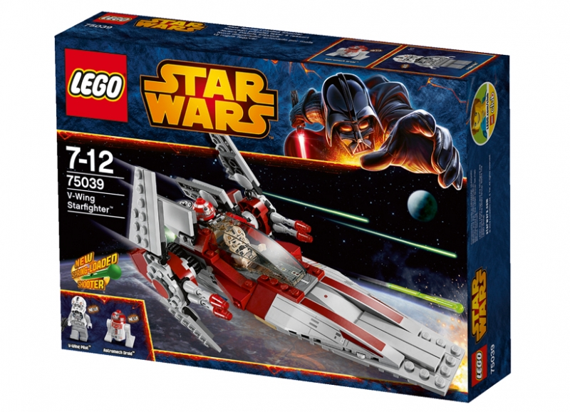 V-wing Starfighter (75039)