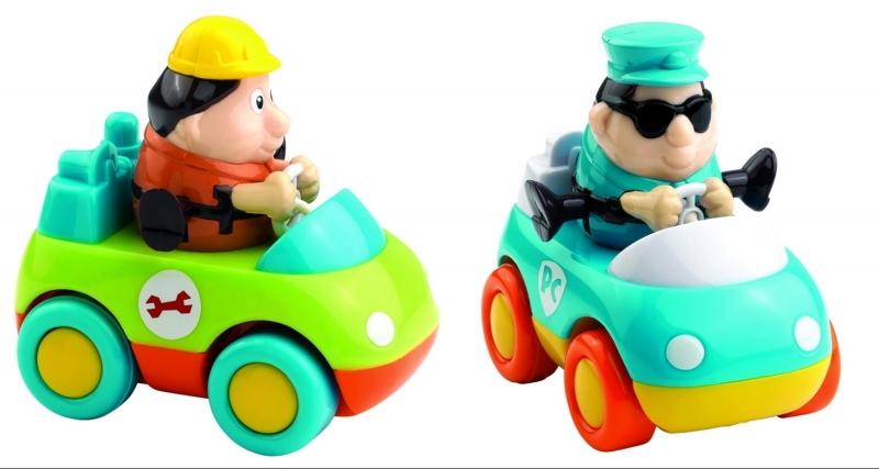 Vehicule salvatori - Service si Politie