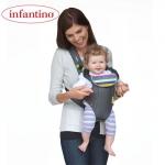 Marsupiu 2 pozitii Breathe Infantino