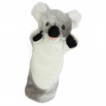 Papusa de mana stil manusa Urs Koala