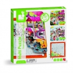 Set puzzle 3 in 1 - In parc (J02827)