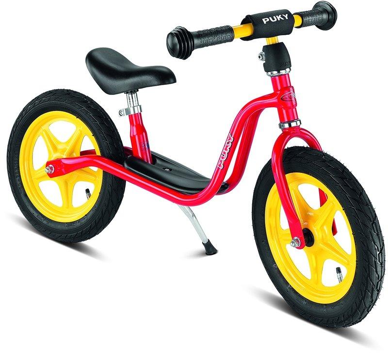 Bicicleta Incepatori fara pedale LR1 Rosie