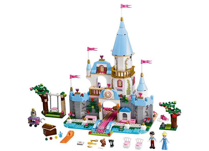 Castelul romantic al Cenusaresei (41055)