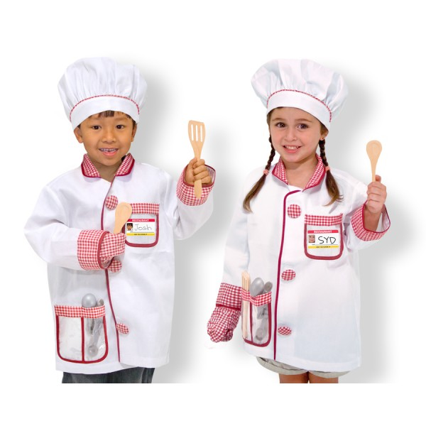 Costum carnaval copii Bucatar Sef