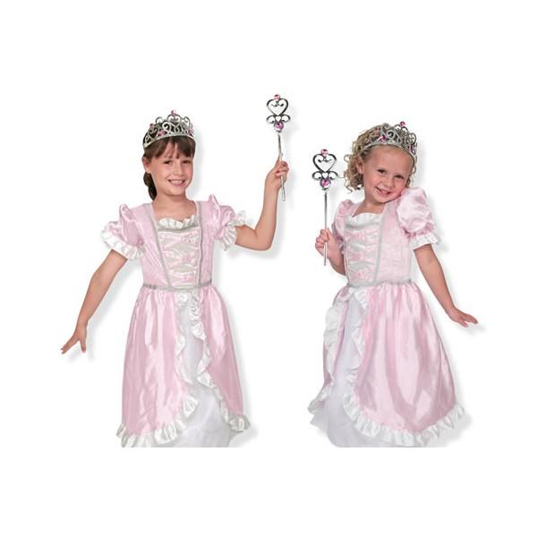 Costum de carnaval (jocuri de rol) Printesa