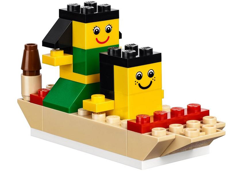 Cub creativ de constructie LEGO (10681)
