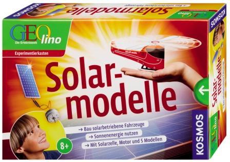 GEOlino - Modele solare