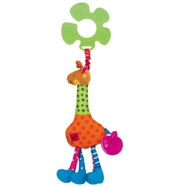 Jucarie carucior Girafa