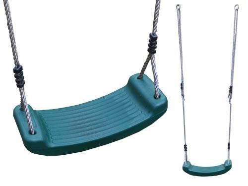 Leagan copii Swing Seat Green imagine