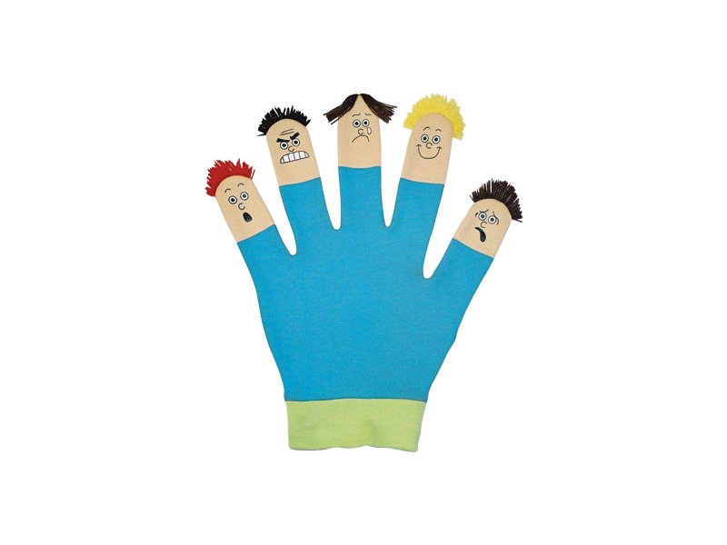 Manusa expresii faciale - The Puppet Company
