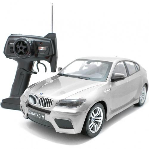 Masinuta RC BMW X6M Grey