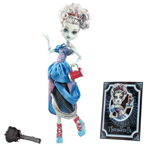 Papusa Frankie Stein - Monster High Scary Tales