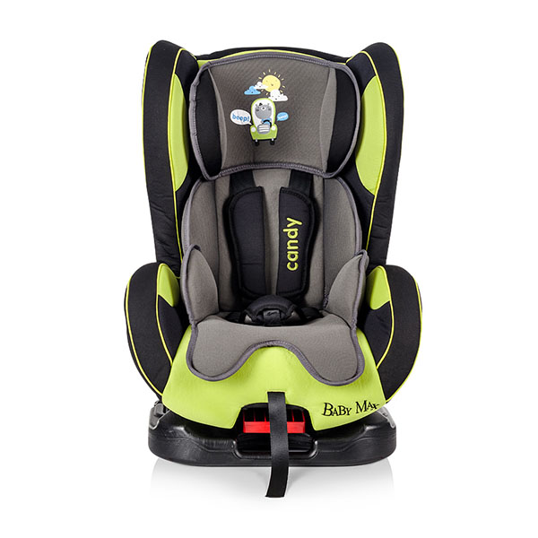 Scaun auto Baby Max Candy green apple 2014