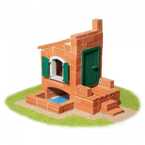 Set de constructie din caramizi - Casa (minim 2 modele )