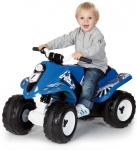 ATV electric Smoby cu acumulator  Quad Rally
