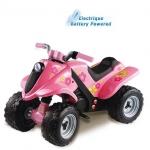 ATV electric Smoby cu acumulator  Roz