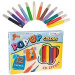 Culori cu efect 3D