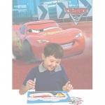Pictura cu nisip Disney Cars Lightning McQueen