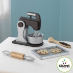 Set Mixer Kidkraft Espresso Baking