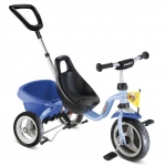 Tricicleta Puky Cat 1S Touring Albastra