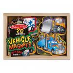 Vehicule cu magneti