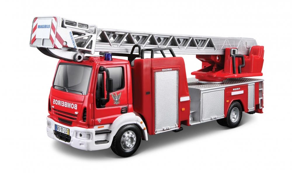 Autospeciala Pompieri Iveco Magirus 150E 28