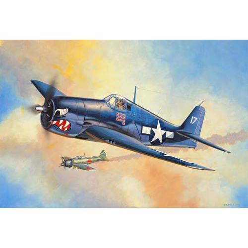 Avion Hellcat F6F 3