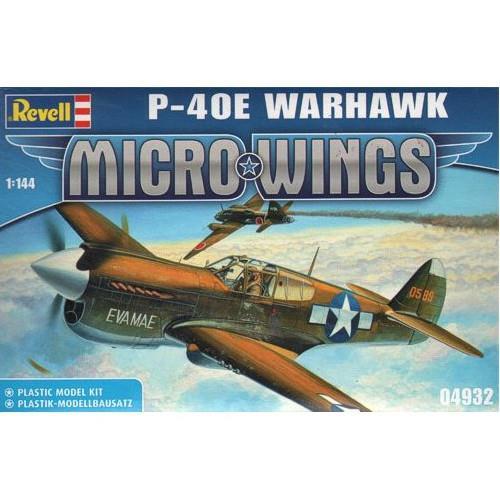 Avion P-40E Warhawk