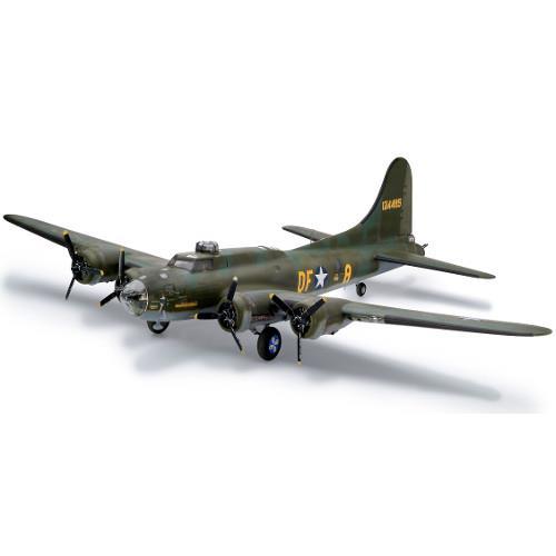 Avion de Lupta B-17F Memphis Belle 148