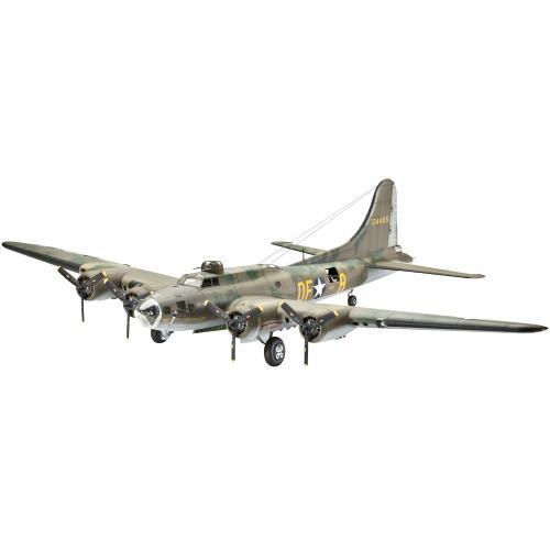 Avion de Lupta B-17F Memphis Belle 172