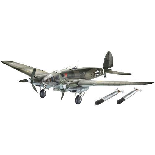Avion de Lupta Heinkel He 111 H-6