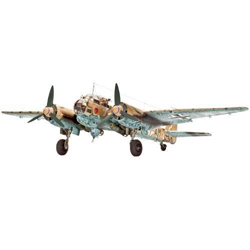 Avion de Lupta Junkers Ju 88A-4 cu Bombe