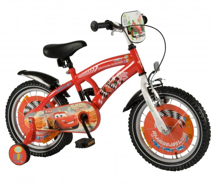 Bicicleta EL Disney Cars 16