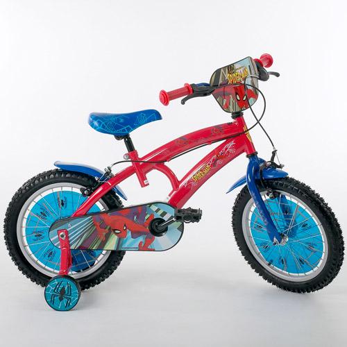 Bicicleta Spectacular Spiderman 16 Ironway