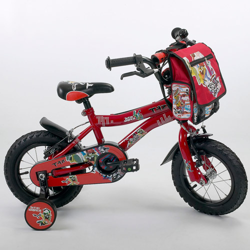 Bicicleta Taz BMX 14 Ironway