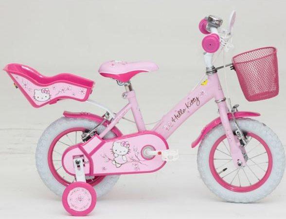 Bicicleta copii Hello Kitty Romantic 14 Ironway