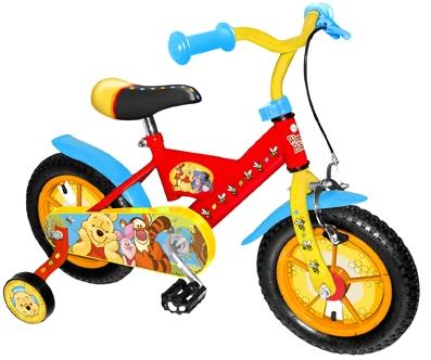 Bicicleta copii Winnie 12